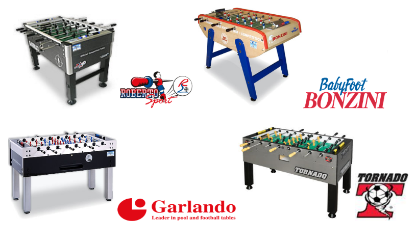 London table football ITSF tables servicing